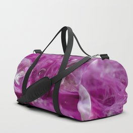 Drops in feathers Duffle Bag