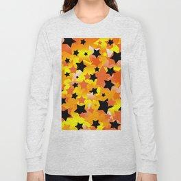 Halloween Stars Long Sleeve T-shirt
