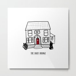 DO House Metal Print