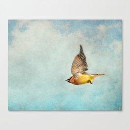 Winter Flight Canvas Print