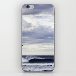 The Long Ride iPhone Skin