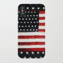 USA Flag ~ American Flag ~ Ginkelmier Inspired iPhone Case