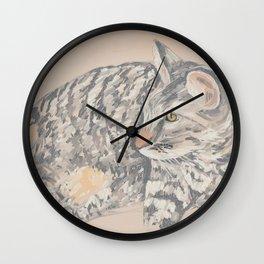Zazu Wall Clock