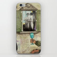 LE PROMESSE DI UN VOLTO iPhone & iPod Skin