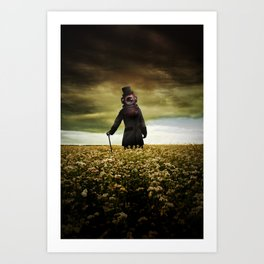 The last Day on Earth Art Print