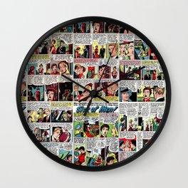 Sick of Men Wall Clock
