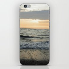 Summer Beach Sunset iPhone Skin