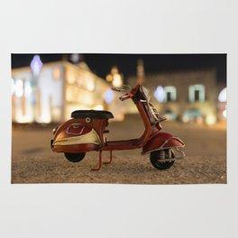 Little Cars, Big Planet (Let's Ride) Rug