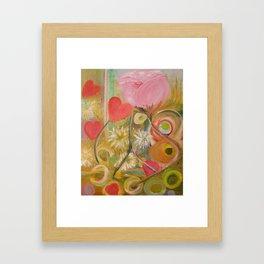 Resurrect Peace Framed Art Print