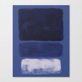 Rothko Inspired #26 Canvas Print
