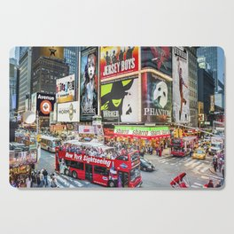 Times Square II Special Edition II Cutting Board