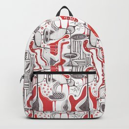 Abstract things  Backpack