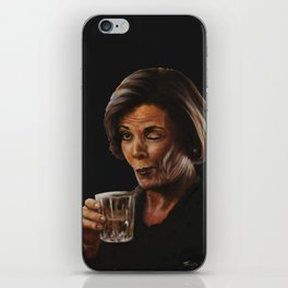 Arrested Development Lucille Bluth iPhone Skin