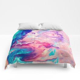 Blush Comforters