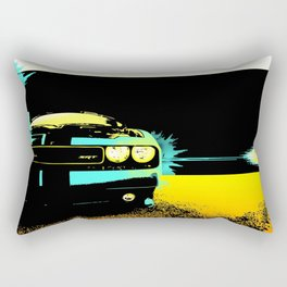 Time Lapse Bullet Rectangular Pillow