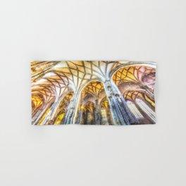 St Stephens Cathedral Vienna Art Hand & Bath Towel