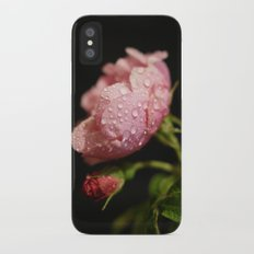 Weeping Rose II Slim Case iPhone X