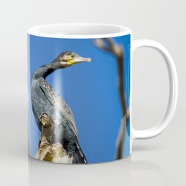 European shag - From the series 'Fly me to the Moon...' Coffee Mug