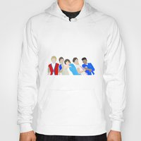 one direction Hoodies featuring One Direction by Natasha Ramon