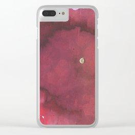 P162 Clear iPhone Case