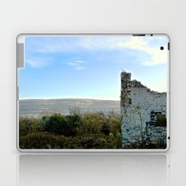 Beauty Beyond the Crumbling Walls Laptop & iPad Skin