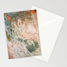 Cloudy Marsh Stationery Cards