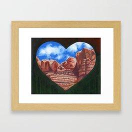 Bluff Utah Framed Art Print