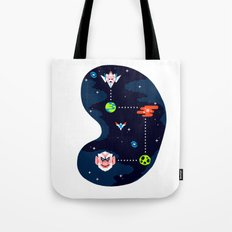 Overworld: Space Tote Bag