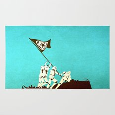 Fight for the Empire Rug