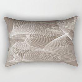 Abstract pattern 12 Rectangular Pillow