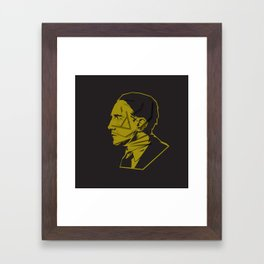 Marcel Duchamp Pop Framed Art Print