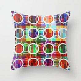 Jagged - Geometric Pattern Throw Pillow