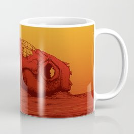 THE WASTELAND - BLADE RUNNER 2049 Coffee Mug
