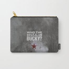 James Buchanan Barnes Carry-All Pouch