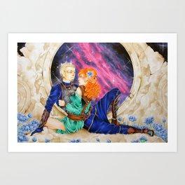 Tantum - Diron - Love me Art Print