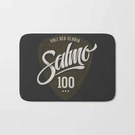 Salmo 100 Bath Mat