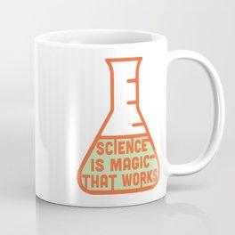 Science is magic that works Coffee Mug