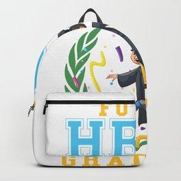 Future HBCU Graduate  Backpack