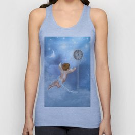 Little Angel 2 Unisex Tank Top