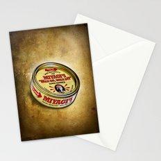 Miyagi's Super Wax Stationery Cards