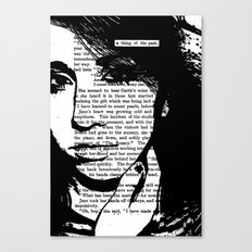 A Thing of the Past Canvas Print