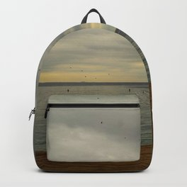 Barcelona beach Backpack