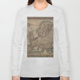 Europe 1700 Long Sleeve T-shirt