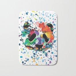 Splash panda Bath Mat