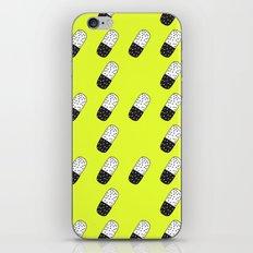 Take a neon pill iPhone & iPod Skin