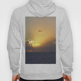 Sunset, Amalphi coast, Italy 2 Hoody