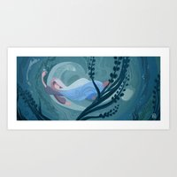 Part Of The Sea Art Print