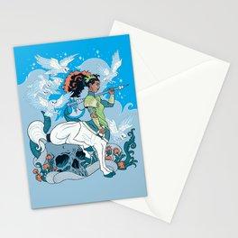 Centaur Girl Stationery Cards