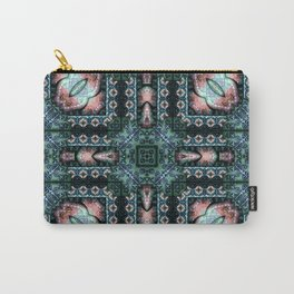 Victorian Art Deco Medieval Pattern SB29 Carry-All Pouch