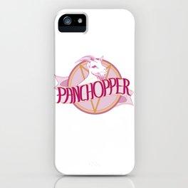 Panchopper logo iPhone Case